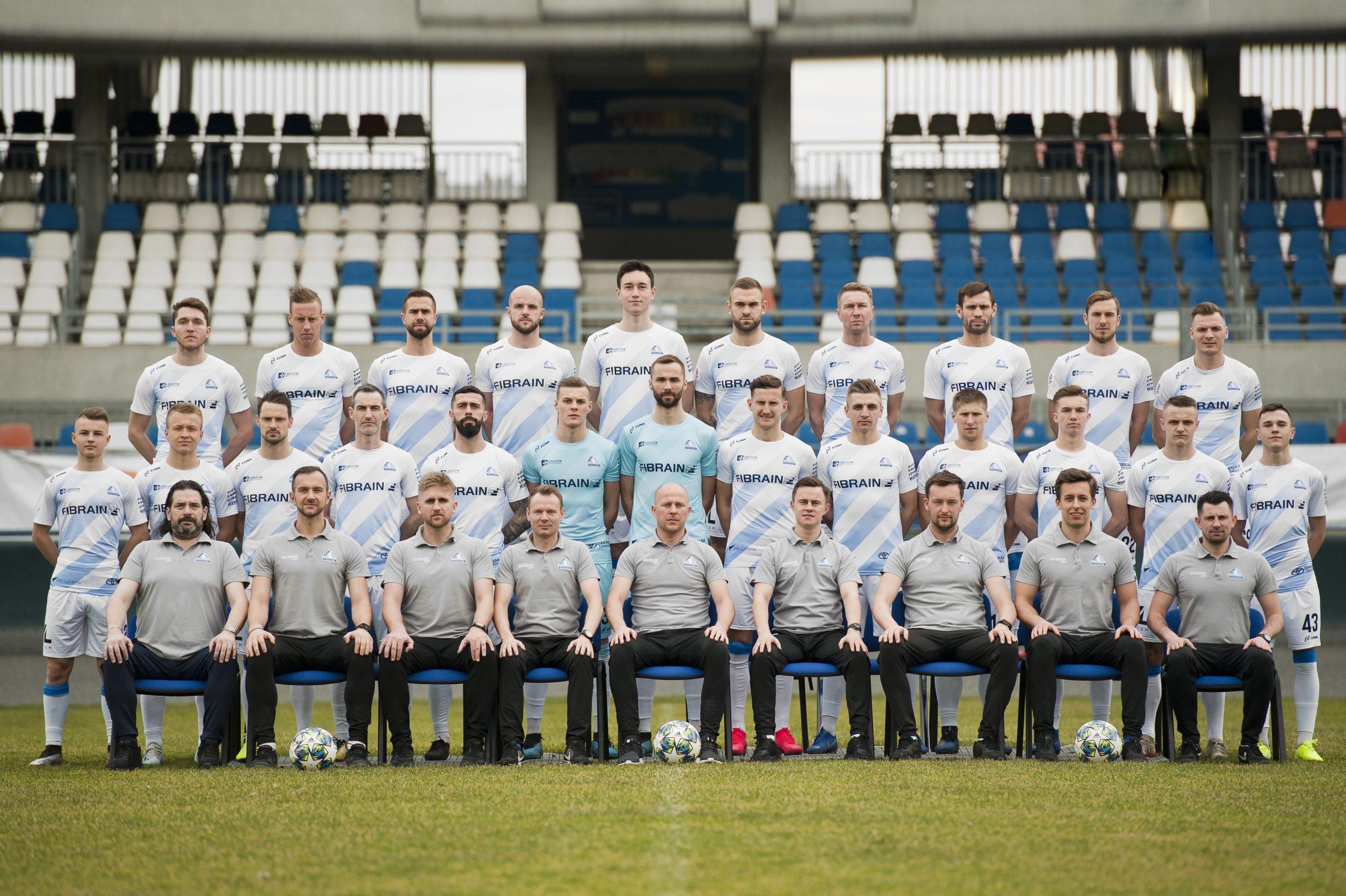 Pierwsza drużyna