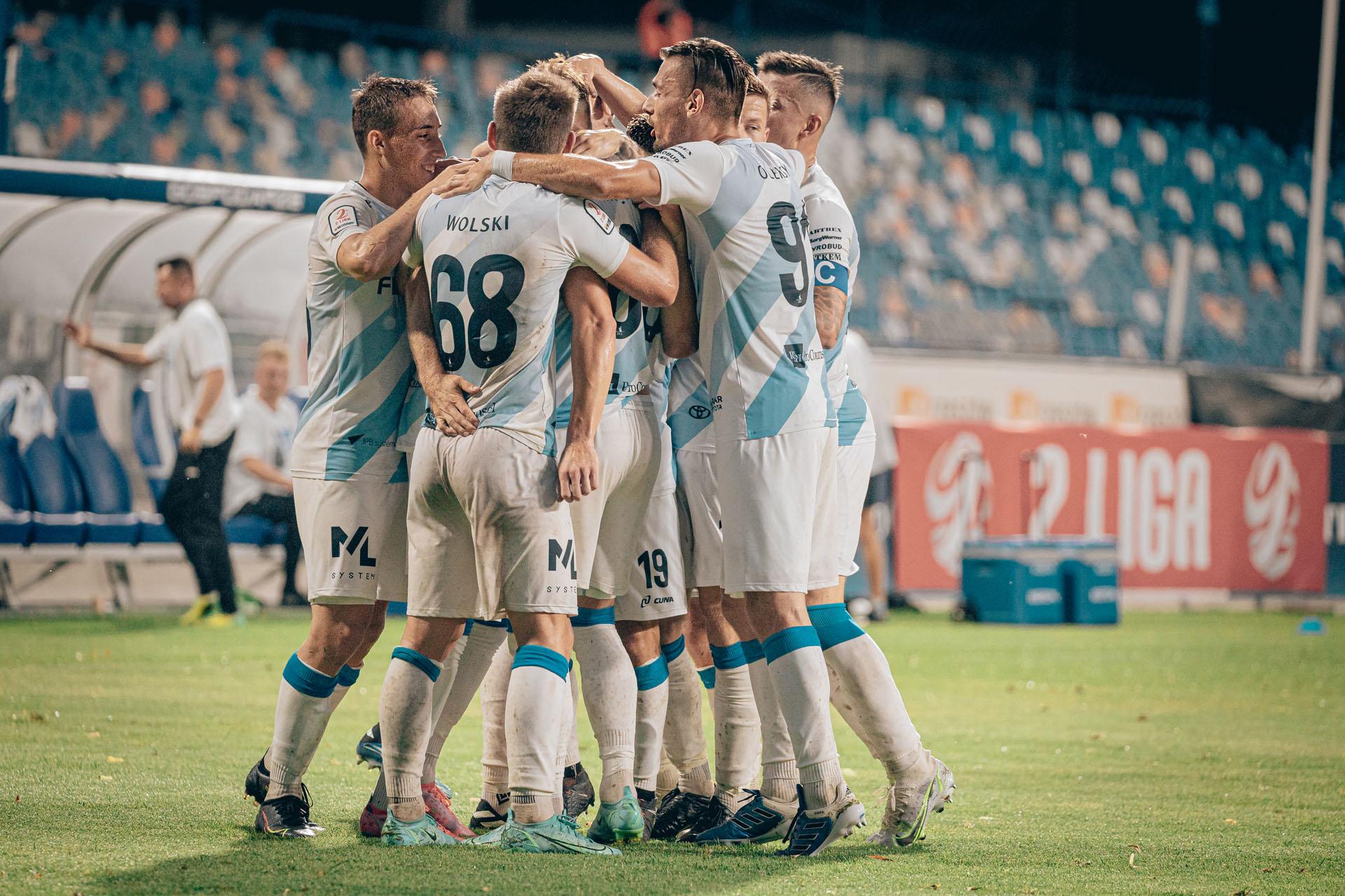 Stal Rzeszów - Garbarnia Kraków 5-1, 31-07-2021, fot. K.Krupa